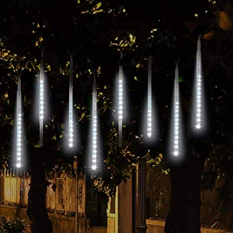 new product 30cde 09a02 Top 10 Best Cascading Christmas Lights For 2019 ...